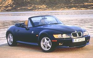 BMW Z3 2.8 ROADSTER 141kW (192CV)