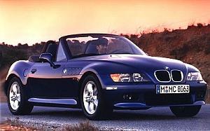 BMW Z3 2.0i Roadster 110kW (150CV) de ocasion en Granada