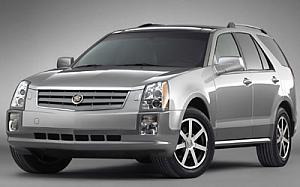 Cadillac SRX 3.6 V6 SPORT LUXURY  de ocasion en Madrid