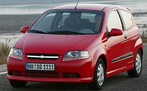Chevrolet Aveo 1.2 16v LS 62 kW (84 CV) de ocasion en Tarragona