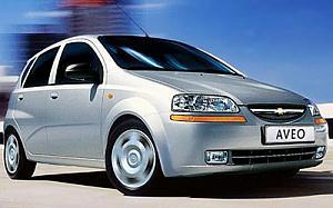 Chevrolet Aveo 1.2 16v LS 62kW (84CV)