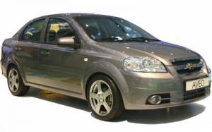 Chevrolet Aveo 1.4 16v LT 74 kW (100 CV) de ocasion en Madrid