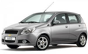 Chevrolet Aveo 1.4 16v LS 74 kW (100 CV) de ocasion en Madrid