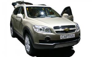 Chevrolet Captiva 2.0 VCDI 16V LT Plazas 7 Plazas 110 kW (150 CV)  de ocasion en Madrid