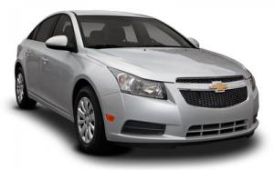 Chevrolet Cruze 2.0 VCDI 16V LS+ 110kW (150CV) de ocasion en Zaragoza