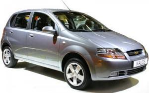 Chevrolet Kalos 1.4 16v SX 69kW (94CV)
