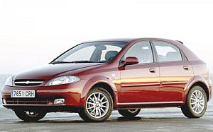 Chevrolet Lacetti 1.4  69kW (94CV) SE de ocasion en Coruña