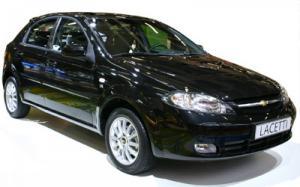 Chevrolet Lacetti 2.0 TCDI 16v CDX 89kW (121CV) de ocasion en Badajoz