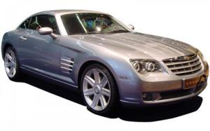 Chrysler Crossfire 3.2 Limited Auto 160kW (218CV) de ocasion en Madrid