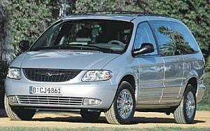 Foto 1 Chrysler Grand Voyager 3.3 Limited Warner Bros AWD 134 kW (180 CV)