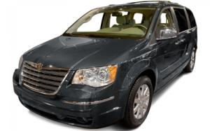 Chrysler Grand Voyager Limited 2.8 CRD Entretenimiento Plus