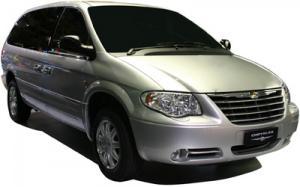 Chrysler Voyager 2.8 CRD Executive Auto 7 Plazas 110 kW (150 CV)  de ocasion en MADRID