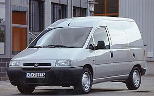 Foto Citroen Jumpy Furgon 2.0 HDI Confort 70 kW (95 CV)