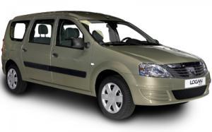 Dacia Logan Break Laureate dCi 65 kW (90 CV) 7 Plazas  de ocasion en Málaga