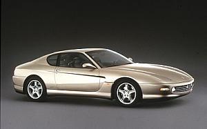 Ferrari 456M GT Coupe 325 kW (442 CV)