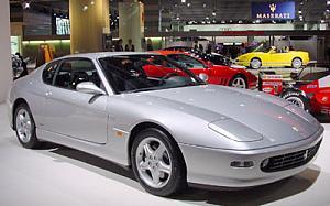 Ferrari 456 5.5 GT 325kW (442CV)
