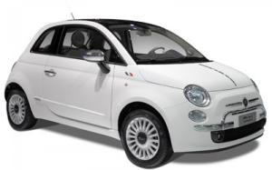 Fiat 500 1.2 Lounge 51 kW (69 CV) de ocasion en Las Palmas