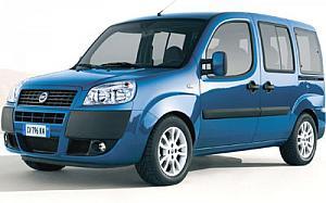 Fiat Dobló Panorama 1.3 Multijet Dynamic DPF 63 kW (85 CV)