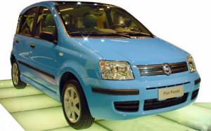 Fiat Panda 1.2 Active de ocasion en Las Palmas