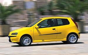 Fiat Punto 1.2 44 kW (60 CV)  de ocasion en Madrid