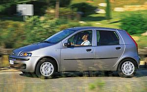 Fiat Punto 1.9 D 44 kW (60 CV)  de ocasion en Barcelona