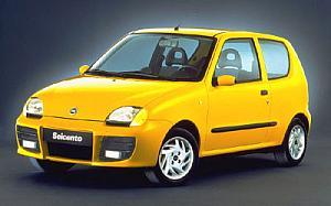 Fiat Seicento Van 1.1  40kW (54CV) S de ocasion en Segovia