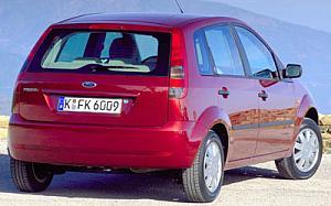 Ford Fiesta 1.4 Trend  de ocasion en Coruña