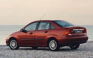 Foto Ford Focus 1.8 TDCi Ghia 85 kW (115 CV)