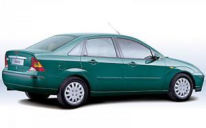 Ford Focus 1.8 TDCI Sedan Ghia 85 kW (115 CV)
