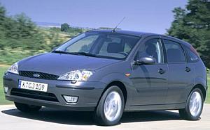 Ford Focus 1.8 TDCi Ghia 74 kW (100 CV)