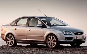 Ford Focus 1.6 TDCI Sedan Ghia CVT 80 kW (109 CV)  de ocasion en Madrid