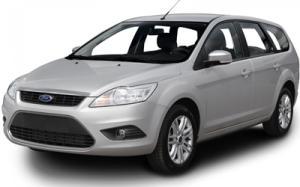 Ford Focus Sportbreak 1.6 TDCI Trend 80kW (109CV) de ocasion en Vizcaya