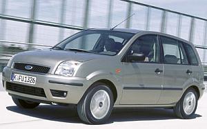Ford Fusion 1.4 TDCI Plus 68CV de ocasion en Sevilla