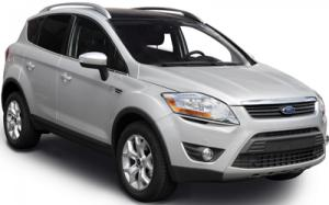 Ford Kuga 2.0 TDCI 2WD Titanium 103 kW (140 CV)  de ocasion en Málaga