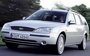 Foto 1 Ford Mondeo Wagon 2.0 TDCi Trend 85 kW (115 CV)