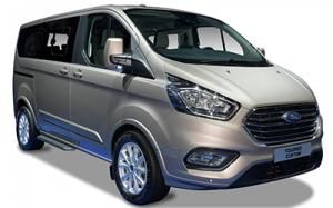 Configurador Ford Tourneo Custom
