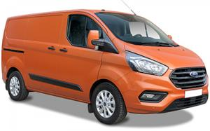 coches Ford Transit Custom seminuevos