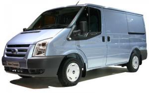 Ford Transit Furgon 350 L Semielevado 74 kW (100 CV)  de ocasion en Tarragona
