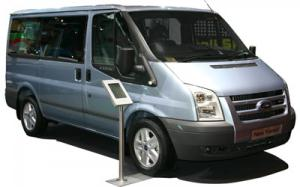 Ford Transit Mixto Kombi FT 350L 6 Plazas 92 kW (125 CV)