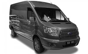 Ford Transit Furgon 310 L2H2 Van Ambiente 74 kW (100 CV)  de ocasion en Madrid