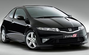 Honda Civic 2.2 i-CTDi Type S 103 kW (140 CV)  de ocasion en Madrid