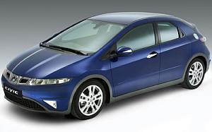 Honda Civic 2.2 i-CTDi GT Sport 103 kW (140 CV)  de ocasion en Madrid