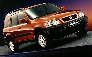 Honda CR-V 2.0 I DOHC 16v. 4x4 94kW (128CV)  de ocasion en Madrid