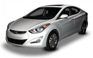 Hyundai Elantra 1.6 MPI Klass de ocasion en Las Palmas