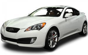 Hyundai Genesis Coupé 2.0 Sport GL de ocasion en Guadalajara