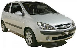 Hyundai Getz 1.5 CRDi 88cv AA de ocasion en Ourense