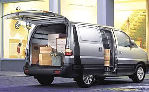 Hyundai H-1 Van 2.5 CRDi VGT 6 plazas