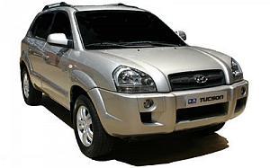 Hyundai Tucson 2.0 CRDi Comfort4x2 de ocasion en Murcia