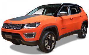 Jeep Compass 2.0 Multijet Longitude 4x4 AD Auto 103 kW (140 CV) de ocasion en Toledo