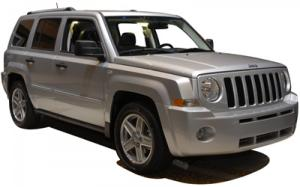 Jeep Patriot 2.0 CRD Limited 103kW (140CV) de ocasion en Madrid